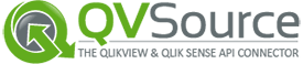 QVSource the QlikView and Qlik Sense API Connector by Industrial CodeBox